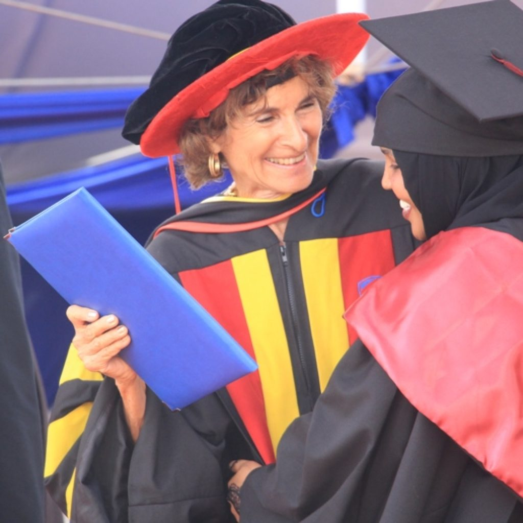 zetech-university-chancellor-with-a-degree-student-during-the-ceremony